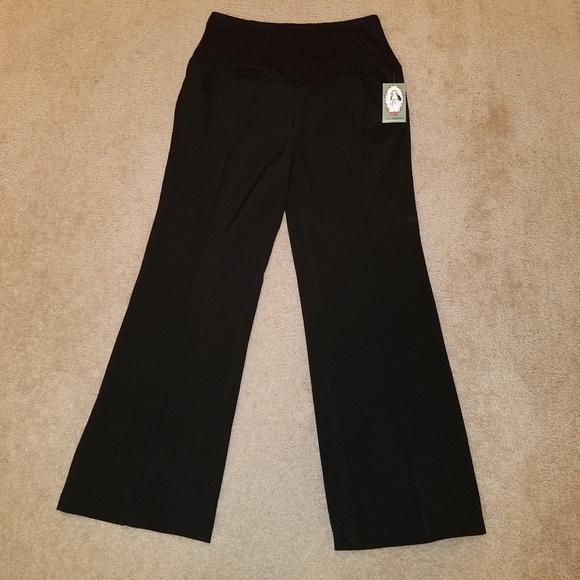 a72073599b711 Oh! Mamma Pants | Nice Black Formal Work Wear Maternity | Poshmark